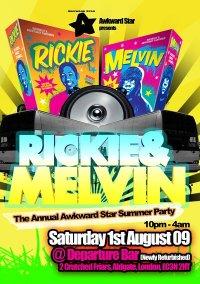 Rickie & Melvin Kiss FM & MTV
